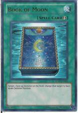 1x Book of Moon - TU07-EN001 - Ultra Rare - Unlimited Edition LP YuGiOh!  Turbo
