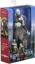 NECA God of War 2018 Kratos 18 CM Action Figure DISPONIBILE SPEDIZIONE IMMEDIATA