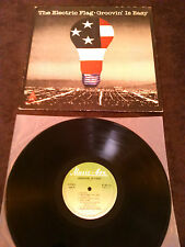 THE ELECTRIC FLAG - GROOVIN' IS EASY LP EX!!! GREECE MUSIC BOX 144 UNRELEASED
