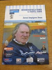 29/04/2006 Huddersfield Town v Yeovil Town  (Item In Good Condition)
