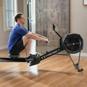 Concept2 RowErg Indoor Rower with PM5 Performance Monitor