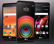 """LG X Power 16GB 4G LTE 5.3""""HD TOUCHSCREEN Smartphone Black Boost Mobile+Gift"""