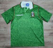 Mexico Soccer Jersey Football Shirt umbro 100% Original M 1994 World Cup Home