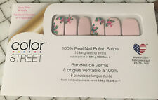 Color Street Nail Strips Pink Flamingo Flamin-Goals Made in USA RETIRED