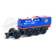 THOMAS AND FRIENDS Wooden Railway Diecast Motorized Magnetic BOOSTER STEAM CAR