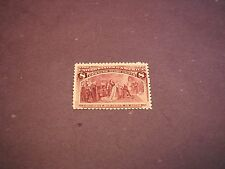 US Stamp Scott# 236  Columbus  Restored to Favor 1893 MNH  C249