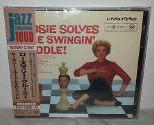 CD ROSEMARY CLOONEY - SOLVES THE SWINGIN RIDDLE - JAPAN SICP 4064