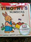 Timothy's Numbers by Ziefert & Boon~Book & Toy Learning Package~26 Foam Pcs.~NEW