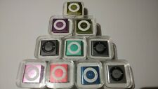 Apple iPod shuffle 4th generation 2GB Silver, Black