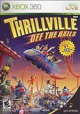Thrillville: Off the Rails (Microsoft Xbox 360, 2007) - European Version