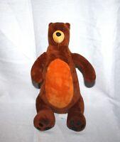 Salesforce Codey Bear Trailhead Dreamforce Plush Stuffed, No Vest
