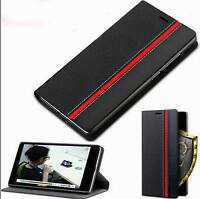 Luxury Flip Cover Stand Card Wallet PU Leather Case For Motorola Moto G4 G3 E3 Z