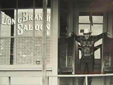 3 Vtg. Photos of Dodge City KS 1970s Long Branch Saloon & Store Fronts Gunsmoke
