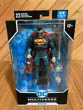 McFarlane DC Multiverse - Rebirth Superman - Bizarro 7-Inch Action Figure -MIB