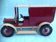 JBN Old Timer Pressed Steel Toy Van by Maxitoy 1970 - 1985