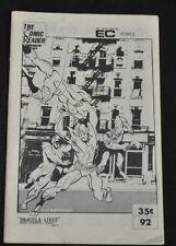 THE COMIC READER #92 WARLOCK  F- RARE FANZINE!