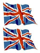 2 X Autoaufkleber England Sticker Fahne Flagge Aufkleber