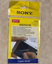 Sony 3.5 inches Camera LCD Screen Protector for Canon Nikon Sony