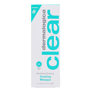 Dermalogica Clear Breakout Clearing Cooling Masque 2.5 fl oz (No Box)
