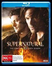 Supernatural: Season 10 (Blu-ray Disc, 2014)