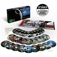 Star Wars 1-9 Die Skywalker Saga (4K Ultra HD + Blu-ray) 27 Disc - NEU & OVP