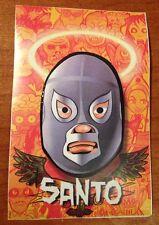 "Wrestling Sticker lucha libre decal El Santo   5"""