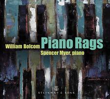 Bolcom / Myer - Spencer Myer - Bolcom Rags [New CD]