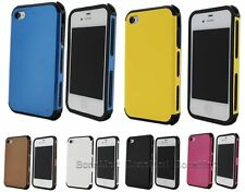BonaMart Silicone/Gel/Rubber Mobile Phone Cases, Covers & Skins for iPhone 4