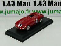 BR20D 1/43 TOP MODEL 24 Heures du Mans : FERRARI 121 Trintignant-Shell 1955