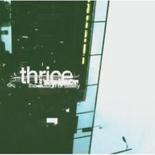 THRICE - THE ILLUSION OF SAFETY  CD NEW!