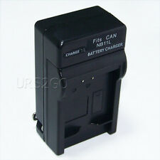 High Speed Multi functions Battery Charger f Canon PowerShot ELPH 340 HS Camera