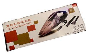 hand held car vacuum cleaner