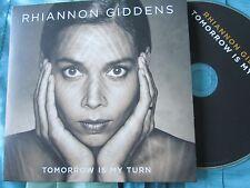 Rhiannon Giddens  Tomorrow Is My Turn Nonesuch  PRCD 400247 Promo CD Album