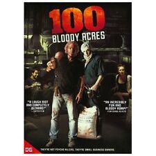 100 BLOODY ACRES~2013 VG/C AUSSIE DVD~ANGUS SAMPSON CHRISTINE KING ANNA McGAHAN