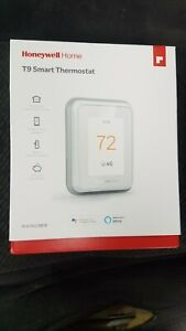 Honeywell RCHT9510WFW Home T9 Smart Thermostat - White BRAND NEW!!!!!