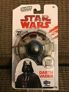 STAR WARS SUPER SPINNER DARTH VADER SERIES 1