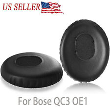 Replacement Ear Pads Cushion for Bose QuietComfort QC3 OE1 Headphones Earpad