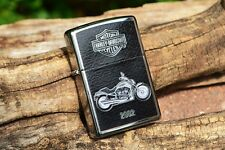 Zippo Lighter - Harley Davidson - 2002 VRSCA V-Rod - Revolution 250 01-19027-012
