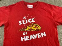 Mystic Pizza Shirt S Movie Red A Slice of Heaven Julia Roberts