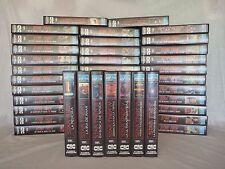 STAR TREK SERIE  VHS EN CASTELLANO