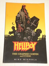 HELLBOY GRAPHIC NOVEL CHAINED COFFIN AND OTHERS DARK HORSE MIKE MIGNOLA  <