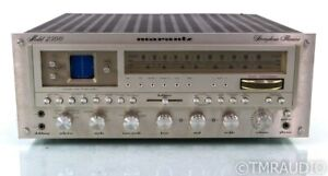 Marantz Model 2500 Vintage Stereo Receiver; MM Phono (Fully Restored)