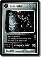 Star Trek CCG FC First Contact Queen's Borg Cube