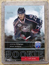 07-08 UD BAP Be a Player Redeemed Rookie #RR-316 NIKITA FILATOV /99