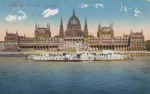 Budapest, Országház, Parlament gl1916 F4797