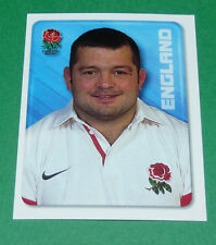 N°96 GARFORTH ANGLETERRE ENGLAND MERLIN IRB RUGBY WORLD CUP 1999 PANINI