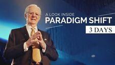 Bob Proctor 2018 Paradigm Shift Event 3 DAYS Seminar Videos and Workbook