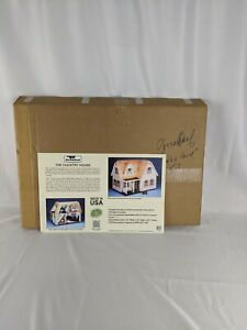 Greenleaf The Country House Dollhouse Kit