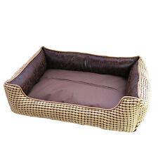 Soft Washable Luxury Dog Bed Mattress Pillow Puppy Cat Pet Comfy Fur Fleece -2XL
