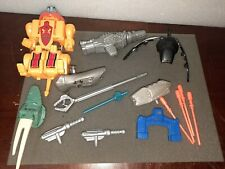 Transformers And Other Toy Line Parts And Accessories